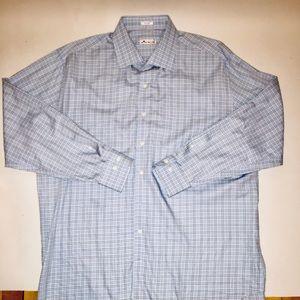 Peter Millar XXL dress shirt button down